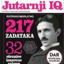 Nikola Tesla  -  Magazine Cover