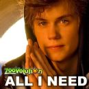 Tony Oller - All I Need