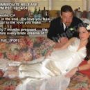 David W. Donoho and Holly Marie Combs Wedding - 350 x 277