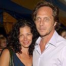 Kymberly Kalil and William Fichtner - 130 x 170