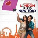 New Movie London Paris New York Latest Posters 2012