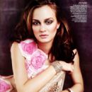 Leighton Meester - 2009 InStyle Magazine, March Issue
