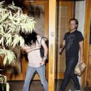 Shannen Doherty At Nobu In Malibu, 2008-08-01
