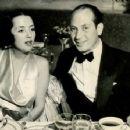 Harpo Marx and Susan Fleming