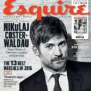 Nikolaj Coster-Waldau - Esquire Magazine Cover [United Arab Emirates] (May 2016)