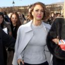 Jessica Alba - Nina Ricci Show in Paris (February 26, 2014)