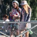 "Ooh La la! Leighton Meester and Blake Lively have fun filming the new season of ""Gossip Girl"" in Paris"