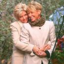 Meredith Baxter and Nancy Locke wedding Pics - 454 x 564