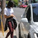 Jenna Dewan robbed in broad daylight while out running errands in Beverly Hills