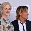 Nicole Kidman and Keith Urban : 2017 ACM Awards - 454 x 343