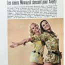 Danielle Minazzoli - Télé 7 Jours Magazine Pictorial [France] (27 September 1969)
