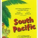 South Pacific 1949 Leland Hayward Producer Of This Broadway Musical