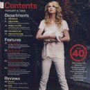 Taylor Swift - Entertaiment Weekly Magazine, 08.02.2008.