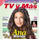 Ana Brenda Contreras - Tv Y Mas Magazine Cover [Mexico] (17 March 2013)