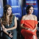Actress Shelley Hennig attends The Nintendo Lounge on the TV Guide Magazine yacht during Comic-Con International 2015 on July 9, 2015 in San Diego, California