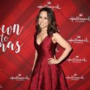 Lacey Chabert – 'Christmas at Holly Lodge' Screening in LA - 454 x 687