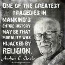 Arthur C. Clarke  -  Wallpaper - 454 x 454