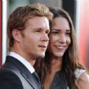 Ryan Kwanten and Ashley Sisino - 454 x 303