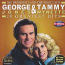 George Jones - The President  And The First Lady (20 Greatest Hits)