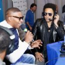 Jamie Foxx attend SiriusXM at Super Bowl XLIX Radio Row at the Phoenix Convention Center on January 30, 2015 in Phoenix, Arizona - 454 x 352