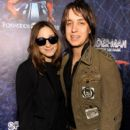 Juliet and Julian Casablancas
