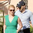 Britney Spears Out In Thousand Oaks