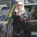 Ashley Benson – Leaving gym in West Hollywood - 454 x 680