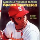 Joe Torre - Sports Illustrated Magazine Cover [United States] (10 April 1972)
