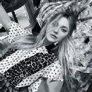 Dakota Fanning - Vogue Magazine Pictorial [Australia] (February 2018) - 454 x 553