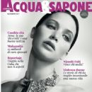 Jennifer Lawrence - Acqua & Sapone Magazine Cover [Italy] (November 2017)