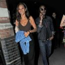 Alesha Dixon at Chiltern Firehouse in London - 454 x 681