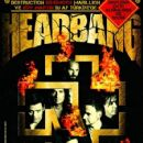 Till Lindemann, Paul Landers, Oliver Riedel, Christoph Schneider - Headbang Magazine Cover [Turkey] (March 2010)