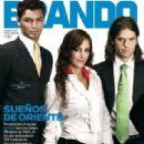 Luciana Aymar - Brando Magazine Cover [Argentina] (August 2008)