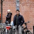 "Zac Efron films scenes for ""Are We Officially Dating?"" In New York City"