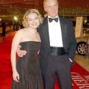 Sophia Myles and Charles Dance