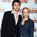 David Tennant and Sophia Myles