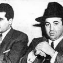 Mickey Cohen and Johnny Stompanato