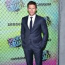 Scott Eastwood at 'Suicide Squad' Premiere in New York 08/01/2016 - 399 x 600