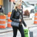 Malin Åkerman out and about New York - 454 x 681