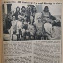 Sharon Harvey - The Plain Dealer TV Week Magazine Pictorial [United States] (22 December 1967) - 454 x 510