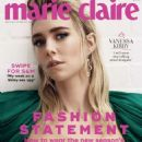Vanessa Kirby – Marie Claire UK Magazine (August 2018)