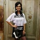 Katy Perry Moschino Show During The 88 Pitti Uomo In Florence
