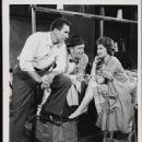 The Pajama Game Original 1954 Broadway Cast Starring John Raitt - 450 x 550