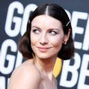 Caitriona Balfe At The 76th Annual Golden Globes (2019)