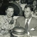 Joan Leslie and Dr. William G. Caldwell