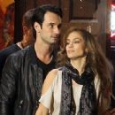 Rodrigo Santoro and Jennifer Lopez