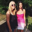 Selena Gomez takes a pic with a fan on location of Neighbors 2 Sorority Rising In Atlanta, Ga September 2,2015
