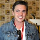 Jesse McCartney was spotted out at Comic Con, July 22, in San Diego, CA