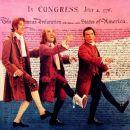 1776 - 1969 Original Broadway Cast Starring Willlam Daniels Ken Howard and Howard Da Silva - 454 x 376