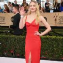 Sophie Turner- January 29, 2017- 23rd Annual Screen Actors Guild Awards - Arrivals - 400 x 600
